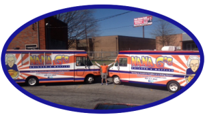 Nana G's has two trucks now! Business is booming! Get your started now give us a call!